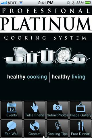 Platinum Cookware by Antix OLD