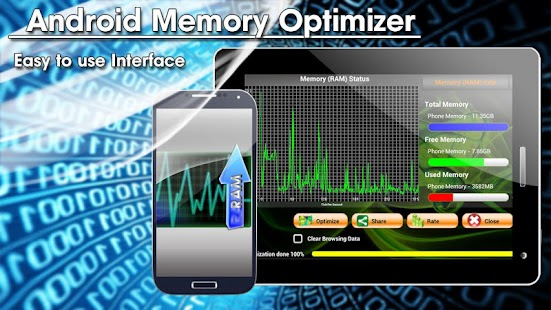 Android Memory Optimizer FREE - screenshot thumbnail