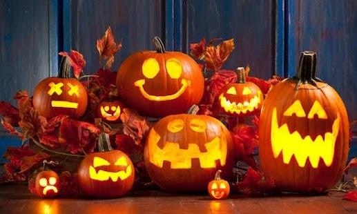 Halloween Games Pumpkin Decor - screenshot thumbnail