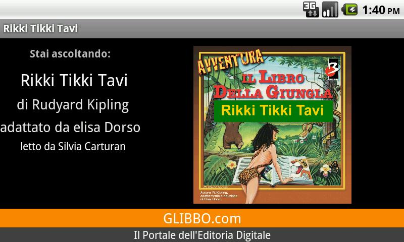 Rikki Tikki Tavi - screenshot