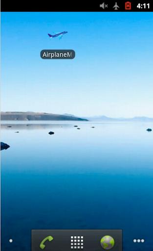 機内モード簡単切替Wifi