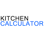 Kitchen Calculator