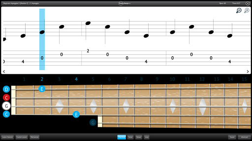 Learn Banjo Lessons & Practice 3.3.9 screenshots 4