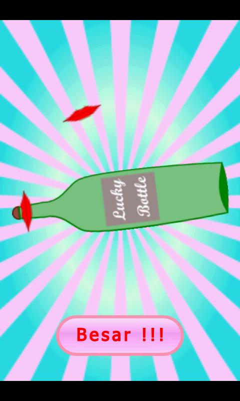Juego de la botella, a besar!- screenshot