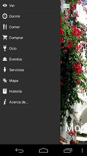 【免費旅遊App】Mojácar Guía Oficial-APP點子
