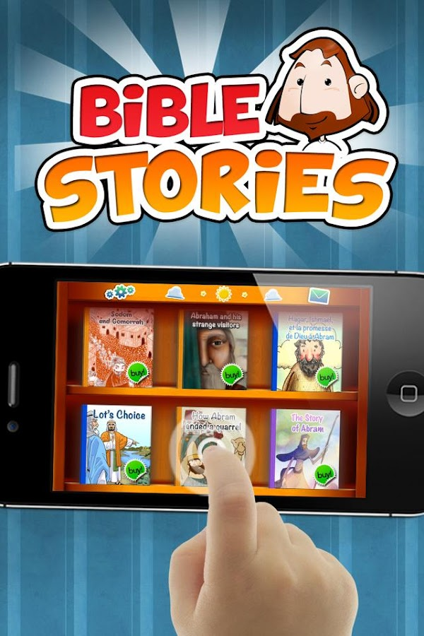 Bible Stories Collection- screenshot