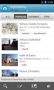 Lithuania Guide by Triposo - screenshot thumbnail