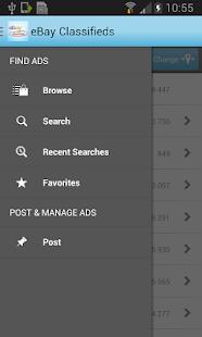 eBay Classifieds- screenshot thumbnail