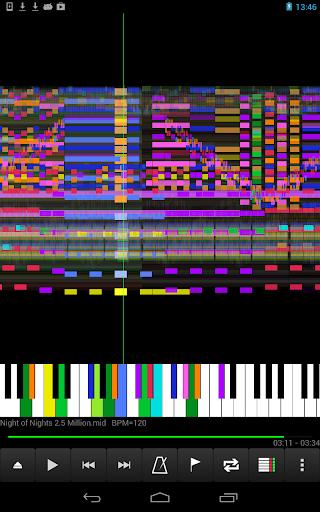 MIDI Voyager Pro  screenshots 12