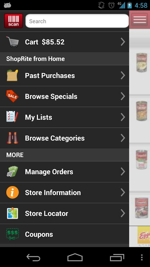 ShopRite - screenshot