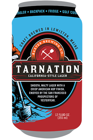 Logo of Baxter Tarnation