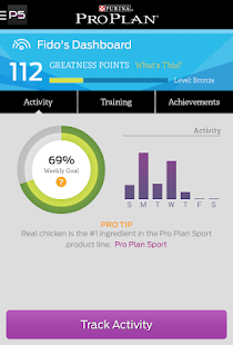 Pro Plan P5 Dog Training App- screenshot thumbnail