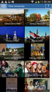 Park University - screenshot thumbnail