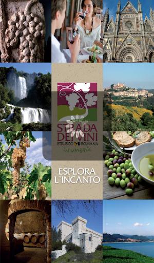Strada dei vini Etrusco Romana