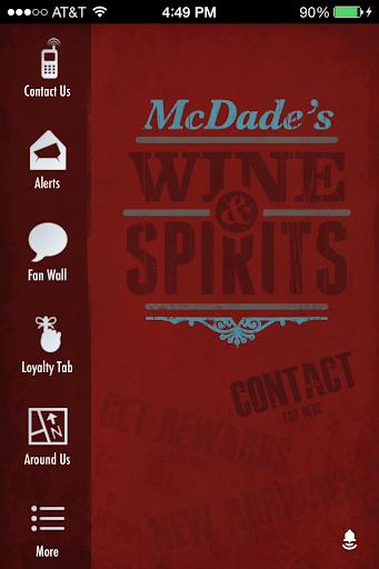McDade's Wine Spirits
