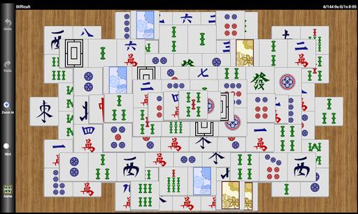 Mahjong Puzzle Solitare