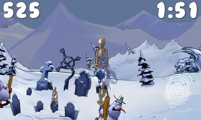 Snowmen Story - screenshot