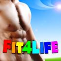 Fit4Life logo