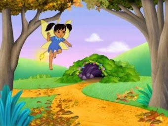 Dora's Enchanted Forest Adventures Part III:  Dora Saves King Unicornio