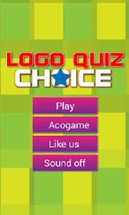 Logo Quiz Choice screenshot