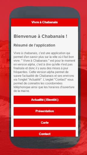 Vivre à Chabanais