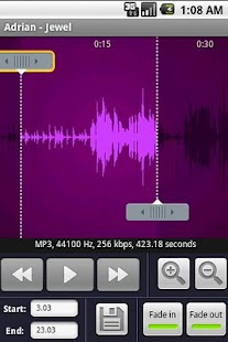 Ringtones - screenshot thumbnail