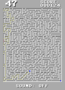 C64 Maze Run- screenshot thumbnail