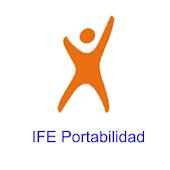 IFE Portabilidad