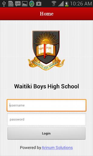 Waitaki Boys' High School