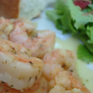 Limoncello Shrimp Recipes.