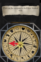 Screenshot of The compass of wishes