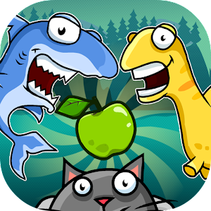 Monster Eats Food – 2 player for PC and MAC