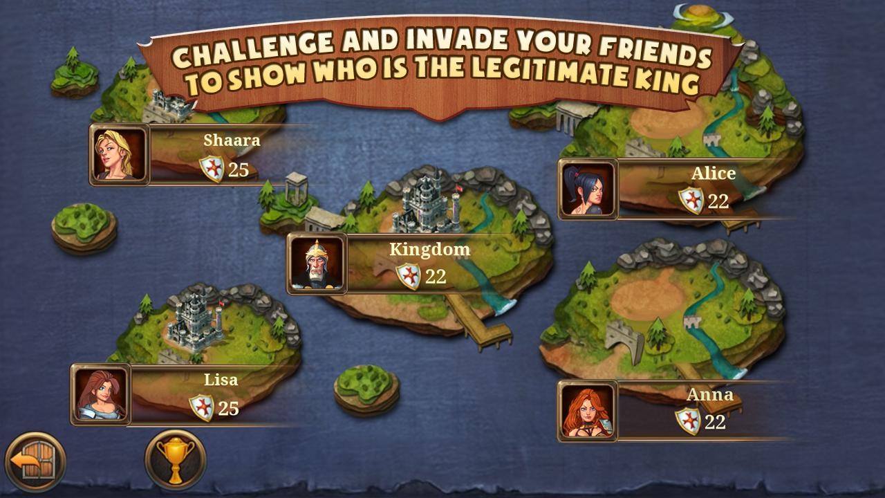 Kingdoms & Lords- screenshot