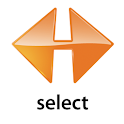 NAVIGON select logo