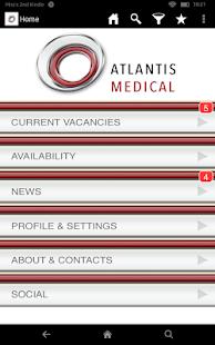 Atlantis Medical Jobs - náhled
