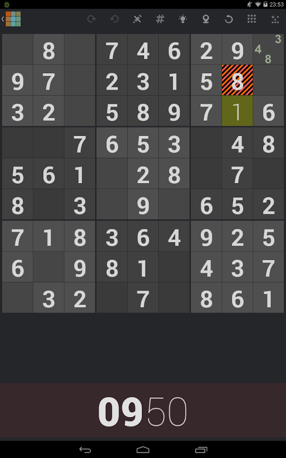 Sudo+ Sudoku- screenshot