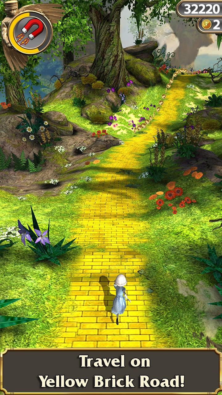 Temple Run: Oz screenshot #2