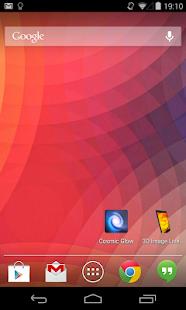 3D Image Live Wallpaper Screenshot