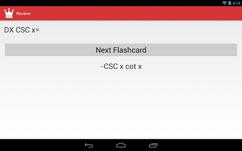 Flash King: Flashcard Maker- screenshot thumbnail