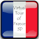 Virtual Tour of Paris & France