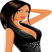 Sexy City Girl Dress Up Game