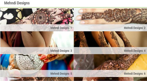 Mehndi Designs Ideas 2015