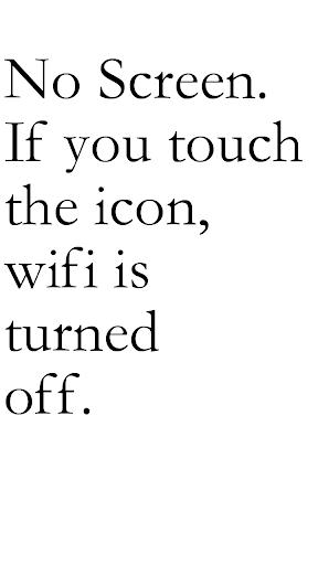 Quick Wifi Off 1.3 Windows u7528 1