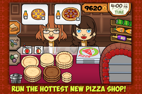 My Pizza Shop - Italian Pizzeria Management Game cheat screenshots 1