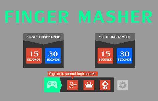 Finger Masher