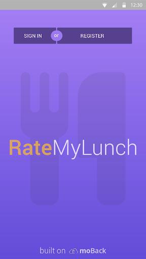 RateMyLunch