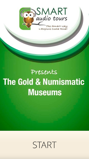 Smart Audio Tours: Gold Museum
