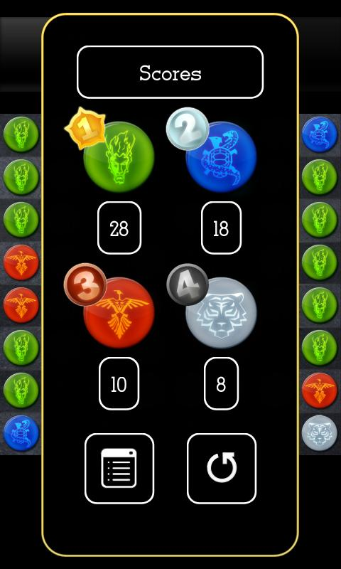 Shijin Reversi - screenshot