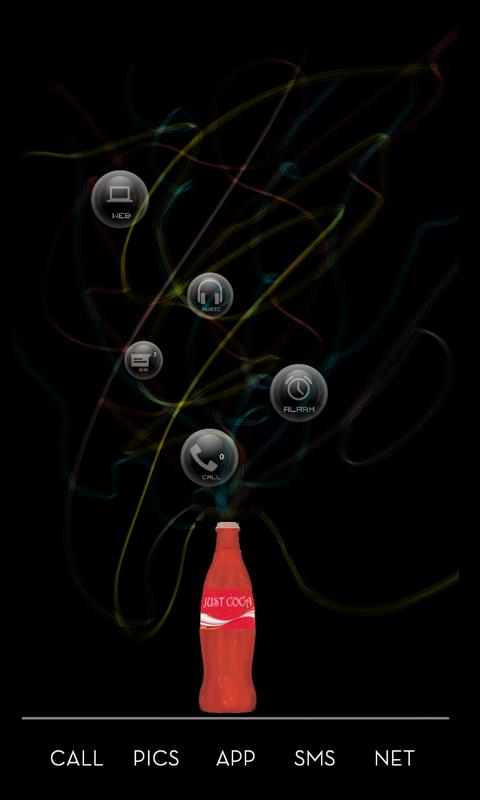 COCA COLA - screenshot