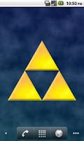 Screenshot of Triforce Wallpaper